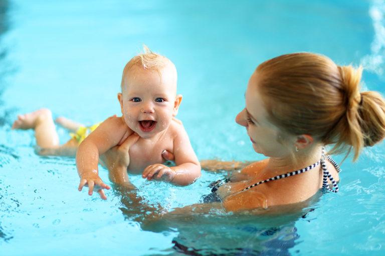nuoto neonati