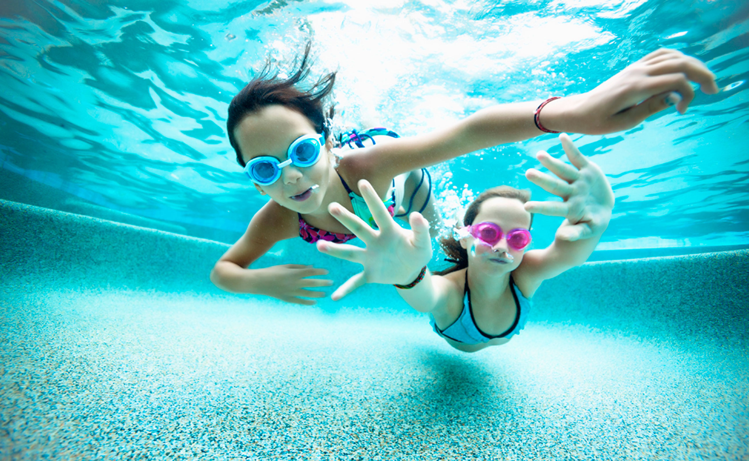 I benefici del nuoto: i bambini