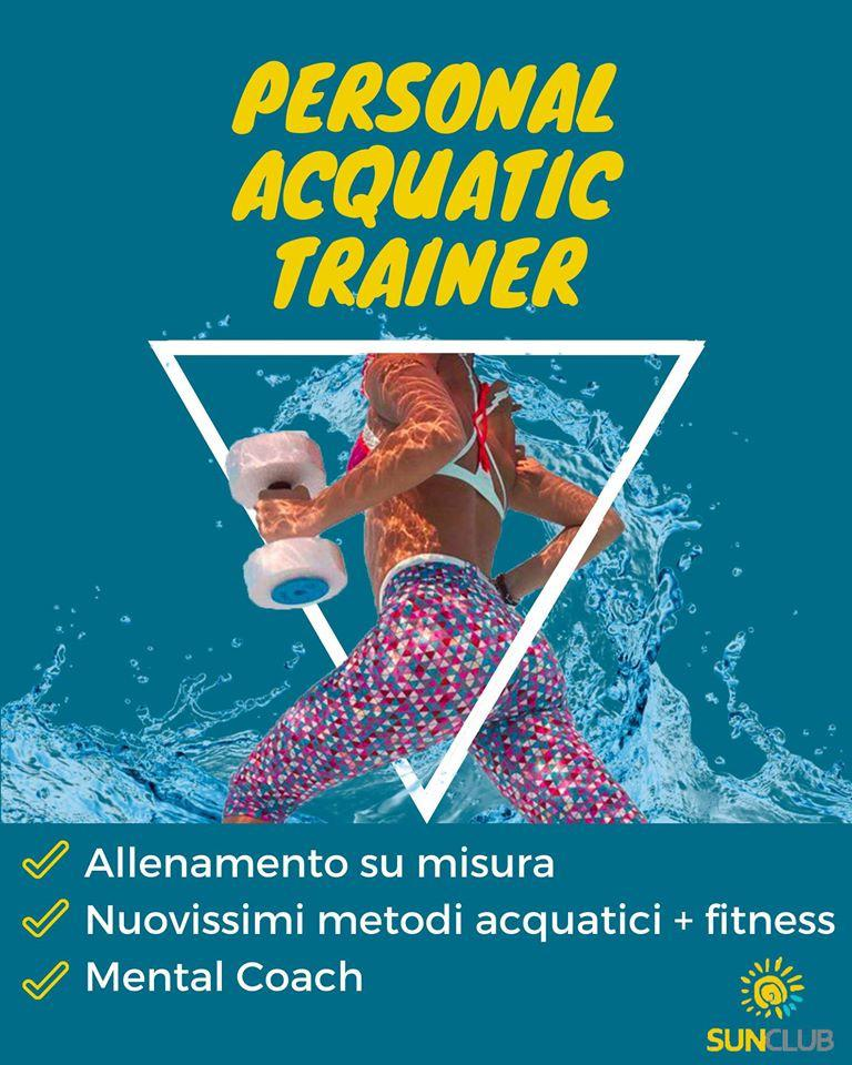 Personal Acquatic Trainer